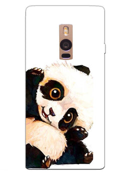 Cute Baby Panda OnePlus 2 Mobile Cover Case
