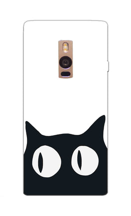 Cat Face Cat Lovers OnePlus 2 Mobile Cover Case