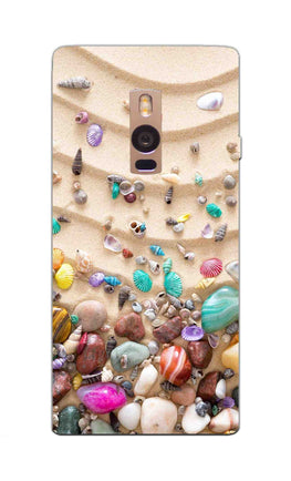 Sea Shell Collection Beach Lovers OnePlus 2 Mobile Cover Case