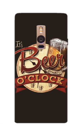 Beer Oclock Beer Lovers OnePlus 2 Mobile Cover Case