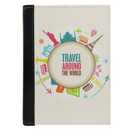 Passport Cover Passport Holder - For Men and Women Travel Around The World