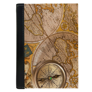 Passport Cover Passport Holder - For Men and Women Old World Map