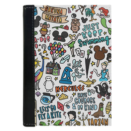 Passport Cover Passport Holder - For Men and Women Let It Go Teen Art