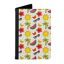 Passport Cover Passport Holder - For Men and Women Time To Go Holidays
