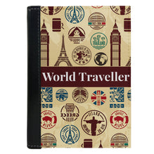 Passport Cover Passport Holder - For Men and Women World Traveller