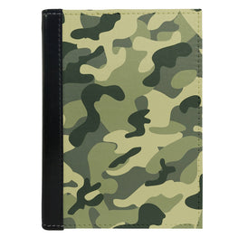 Passport Cover Passport Holder - For Men and Women Military Army Camouflage