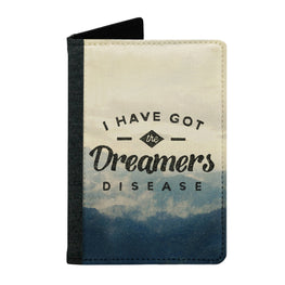 Passport Cover Passport Holder - For Men and Women Dreamer Disease