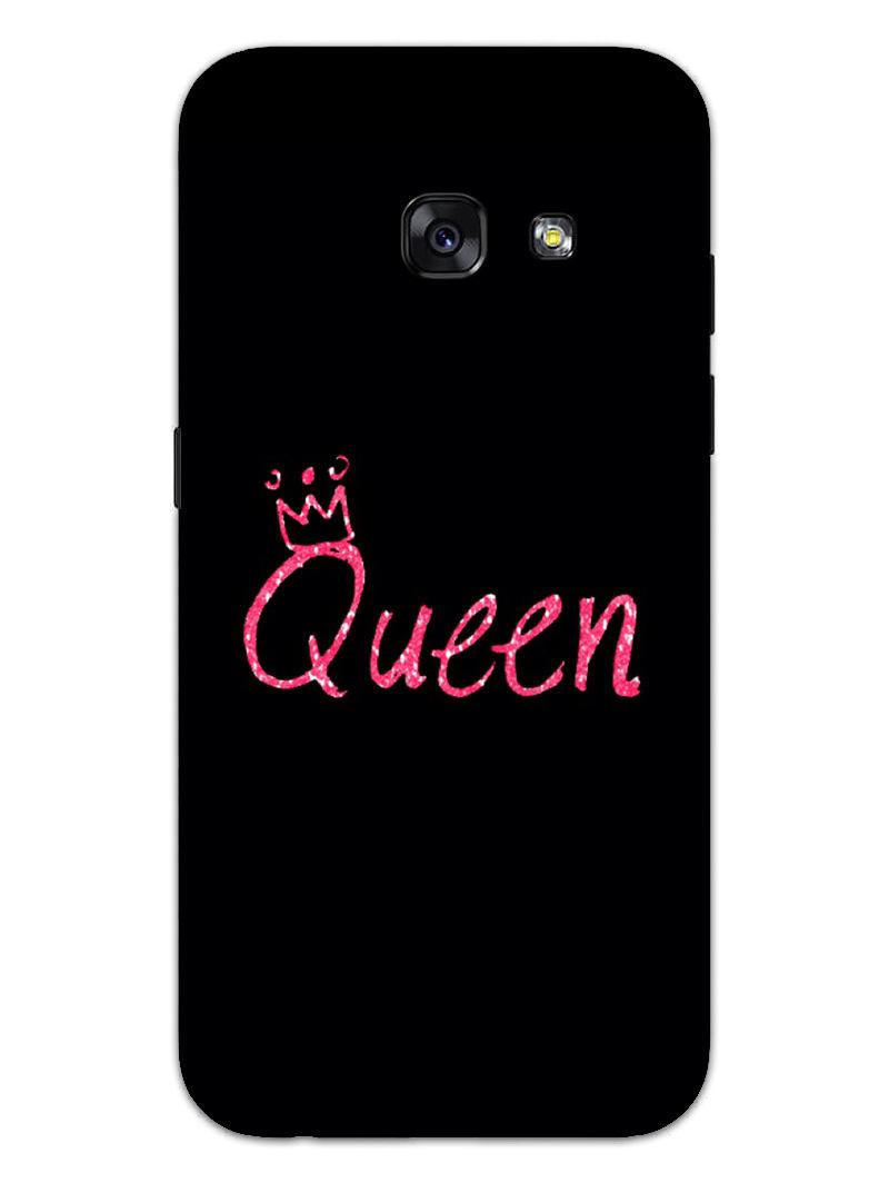 Queen Pink Samsung Galaxy A3 2017 Mobile Cover Case