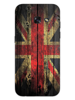 Union Jack Samsung Galaxy A3 2017 Mobile Cover Case
