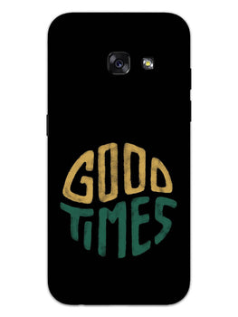 Good Times Happy Days Samsung Galaxy A3 2017 Mobile Cover Case