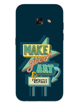 Make Good Art Samsung Galaxy A3 2017 Mobile Cover Case