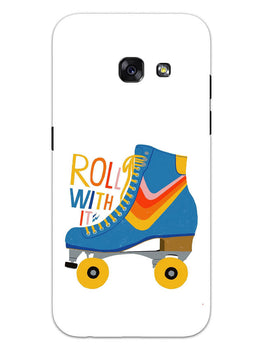 Roller Skate Play With Fun Samsung Galaxy A3 2017 Mobile Cover Case