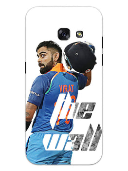 Kohli The Wall Cricket Lover Samsung Galaxy A3 2017 Mobile Cover Case
