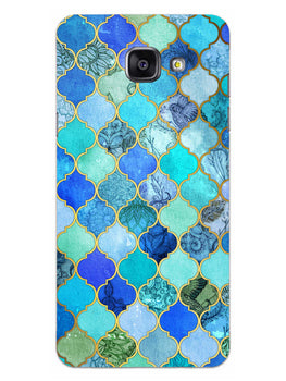 Morroccan Pattern Samsung Galaxy A5 2016 Mobile Cover Case