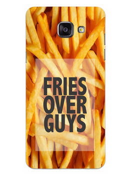 Fries Over Guys Samsung Galaxy A5 2016 Mobile Cover Case