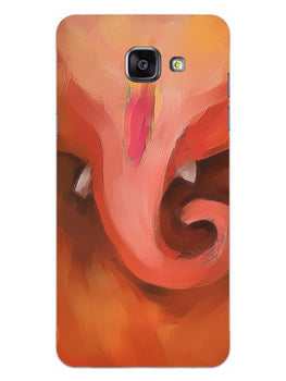 Lord Ganesha Art Samsung Galaxy A5 2016 Mobile Cover Case