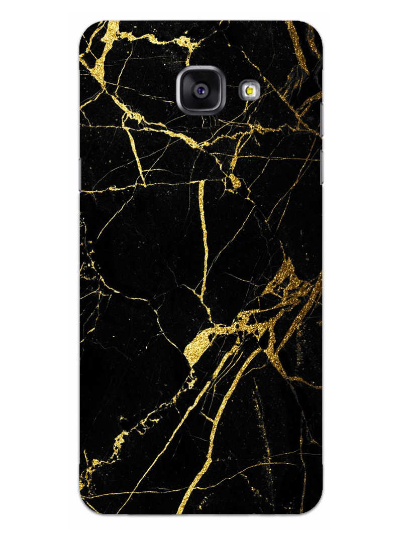 Classy Black Marble Samsung Galaxy A5 2016 Mobile Cover Case