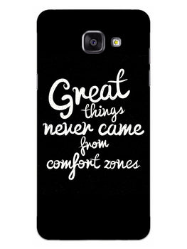 Comfort Zone Gyaan Samsung Galaxy A5 2016 Mobile Cover Case
