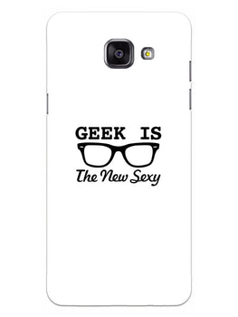 Geek Is Sexy Samsung Galaxy A5 2016 Mobile Cover Case