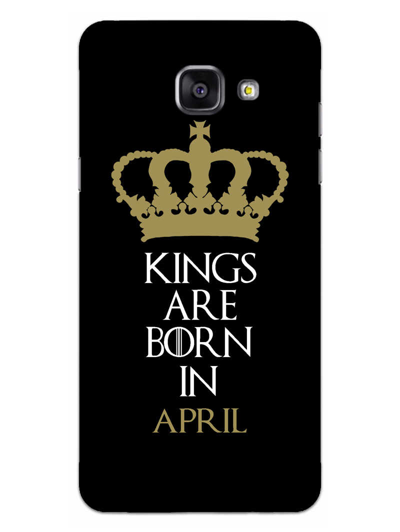 Kings April Samsung Galaxy A5 2016 Mobile Cover Case