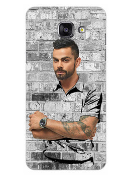 The Wall Of Kohli Samsung Galaxy A5 2016 Mobile Cover Case
