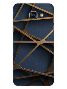 Random Geometry Samsung Galaxy A5 2016 Mobile Cover Case