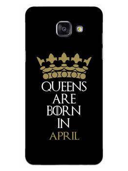 Queens April Samsung Galaxy A5 2016 Mobile Cover Case