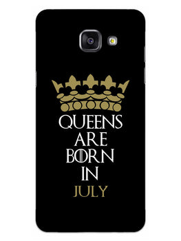 Queens July Samsung Galaxy A5 2016 Mobile Cover Case