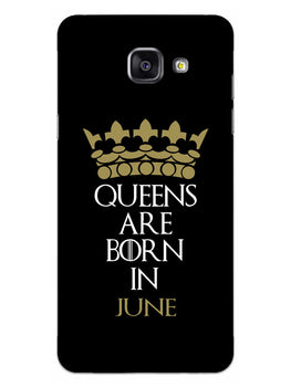 Queens June Samsung Galaxy A5 2016 Mobile Cover Case
