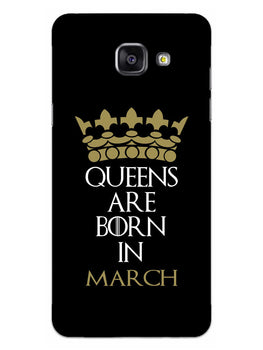 Queens March Samsung Galaxy A5 2016 Mobile Cover Case