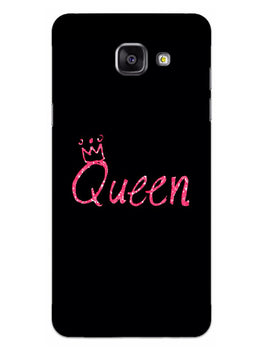 Queen Pink Samsung Galaxy A5 2016 Mobile Cover Case