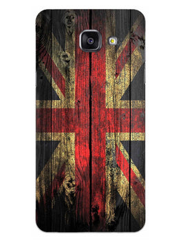 Union Jack Samsung Galaxy A5 2016 Mobile Cover Case