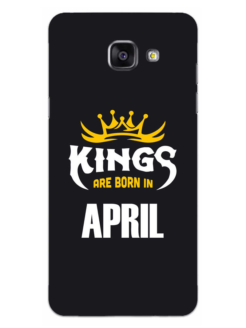 Kings April - Narcissist Samsung Galaxy A5 2016 Mobile Cover Case