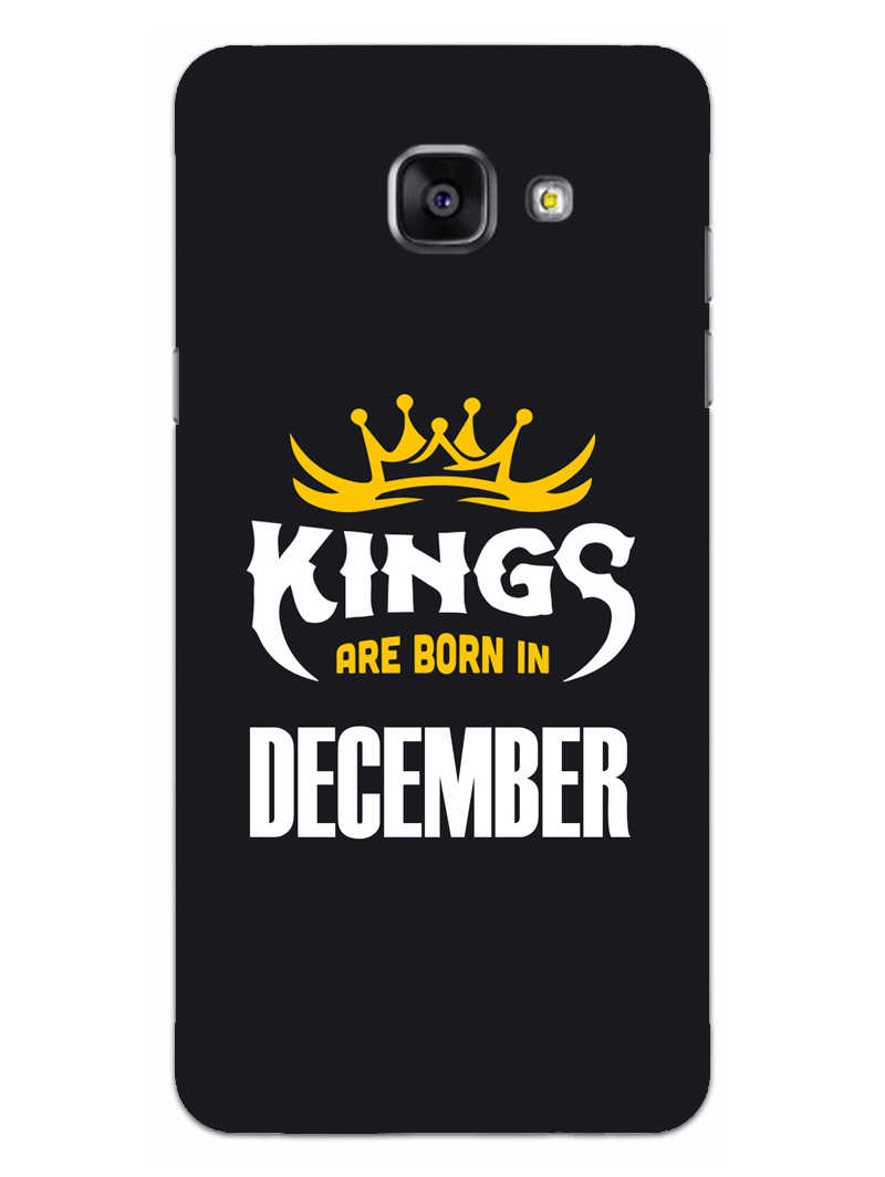 Kings December - Narcissist Samsung Galaxy A5 2016 Mobile Cover Case