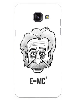 Einstein Equation Samsung Galaxy A5 2016 Mobile Cover Case