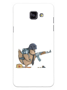 Chicken Soldier Pub G Lover Samsung Galaxy A5 2016 Mobile Cover Case