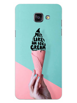Melt Like An IceCream Lovers Samsung Galaxy A5 2016 Mobile Cover Case