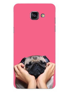 Funny Pug Dog Lovers Samsung Galaxy A5 2016 Mobile Cover Case