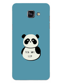 Sleepy Panda Samsung Galaxy A5 2016 Mobile Cover Case