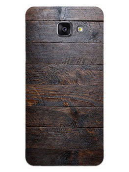 Wooden Wall Samsung Galaxy A5 2016 Mobile Cover Case