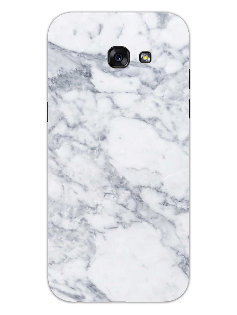 Chic White Marble Samsung Galaxy A5 2017 Mobile Cover Case