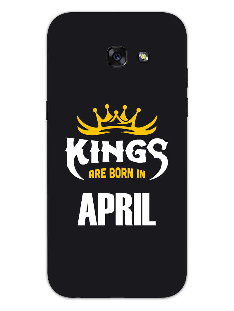 Kings April - Narcissist Samsung Galaxy A5 2017 Mobile Cover Case