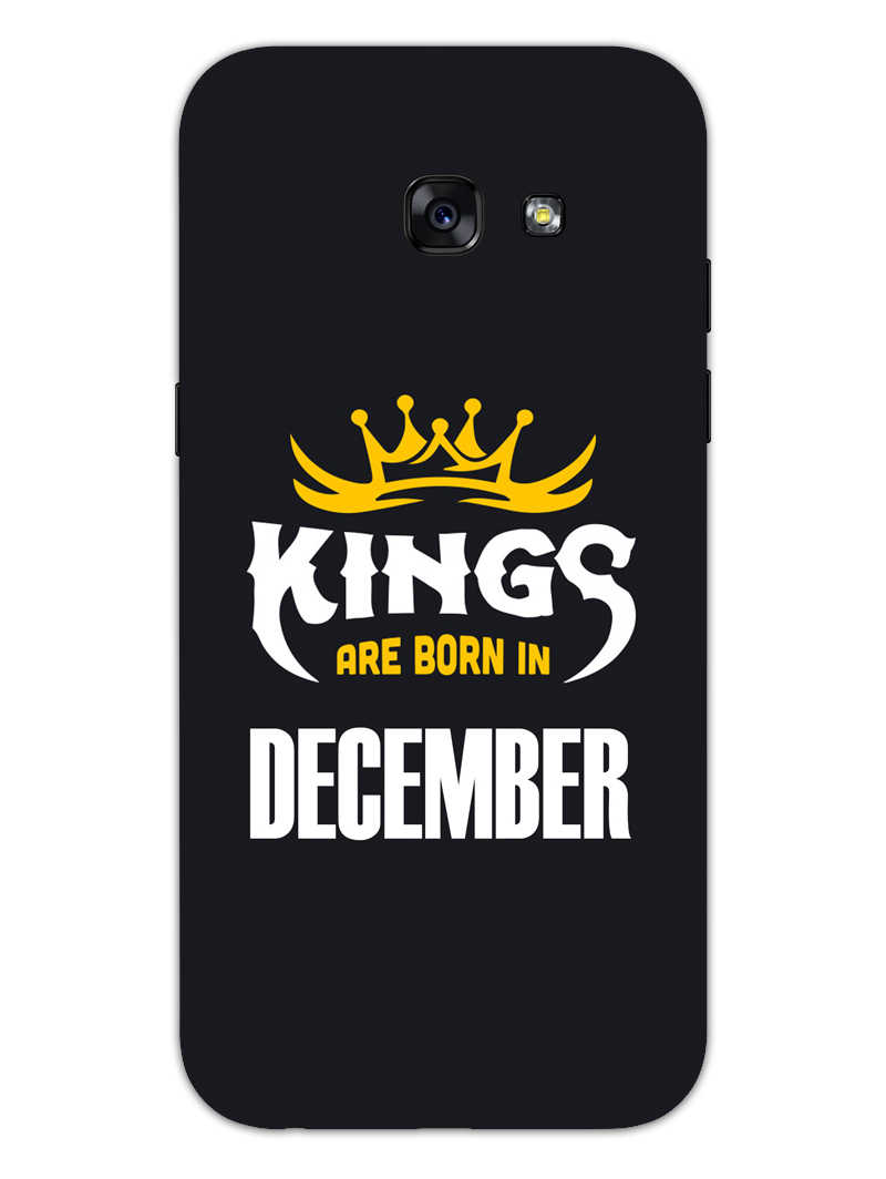 Kings December - Narcissist Samsung Galaxy A5 2017 Mobile Cover Case