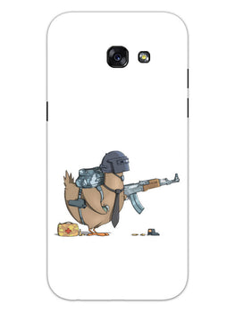 Chicken Soldier Pub G Lover Samsung Galaxy A5 2017 Mobile Cover Case