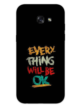 Every Thing Will Be Ok Samsung Galaxy A5 2017 Mobile Cover Case