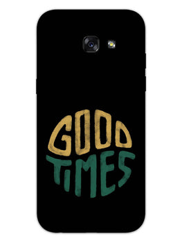 Good Times Happy Days Samsung Galaxy A5 2017 Mobile Cover Case