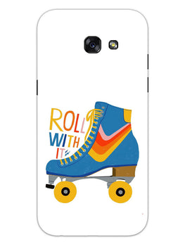 Roller Skate Play With Fun Samsung Galaxy A5 2017 Mobile Cover Case