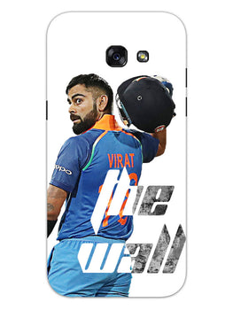 Kohli The Wall Cricket Lover Samsung Galaxy A5 2017 Mobile Cover Case