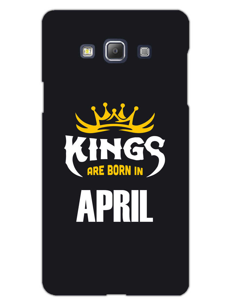 Kings April - Narcissist Samsung Galaxy A5 2015 Mobile Cover Case