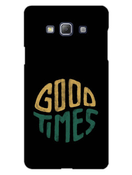 Good Times Happy Days Samsung Galaxy A5 2015 Mobile Cover Case